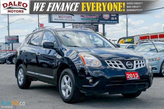 2013 Nissan Rogue S | AWD | MOONROOF | BLUETOOTH