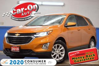 Used 2019 Chevrolet Equinox LT AWD TURBO REAR CAM HTD SEATS NAV READY for sale in Ottawa, ON