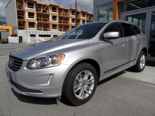 Used 2015 Volvo XC60 T5 AWD Premier Plus for sale in North Vancouver, BC