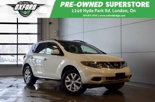 Used 2012 Nissan Murano SL - Sunroof, Bluetooth, Back Up Cam for sale in London, ON