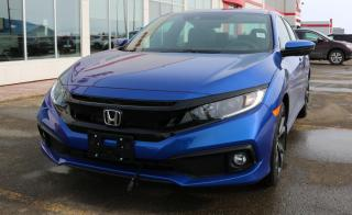 New 2019 Honda Civic Sedan Sport for sale in Fort St John, BC