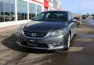 Used 2013 Honda Accord Sedan EX-L for sale in Fort St John, BC