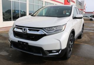 New 2019 Honda CR-V Touring for sale in Fort St John, BC