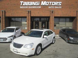 Used 2008 Chrysler Sebring TOURING | NO ACCIDENT | KEYLESS | CRUISE | POWER GROUP for sale in Mississauga, ON