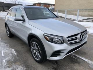Used 2018 Mercedes-Benz GL-Class GLC 300 I 4MATIC I NAVIGATION I BACK UP CAMERA for sale in Toronto, ON