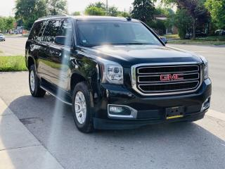 Used 2017 GMC Yukon XL 4WD 4DR SLE for sale in Toronto, ON