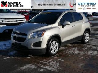 Used 2014 Chevrolet Trax LS - Bluetooth -  Onstar for sale in Ottawa, ON