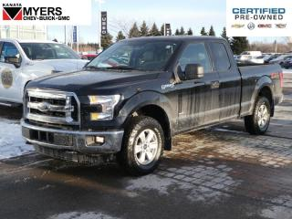 Used 2016 Ford F-150 XL -  Power Doors -  Power Windows for sale in Ottawa, ON