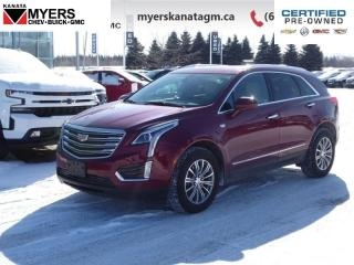 Used 2017 Cadillac XTS Luxury - Leather Seats -  Sunroof for sale in Ottawa, ON