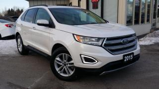 Used 2015 Ford Edge SEL AWD for sale in Kitchener, ON