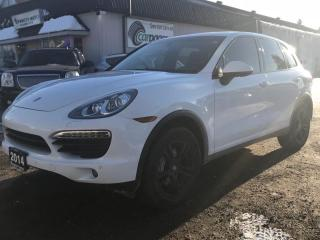 Used 2014 Porsche Cayenne S for sale in Bloomingdale, ON