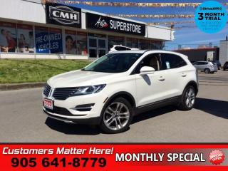 Used 2015 Lincoln MKC Reserve  RESERVE TECH-PKG ADAP-CC SELF-PARK NAV ROOF for sale in St. Catharines, ON