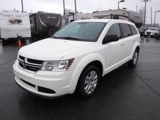 Used 2015 Dodge Journey SE for sale in Burnaby, BC
