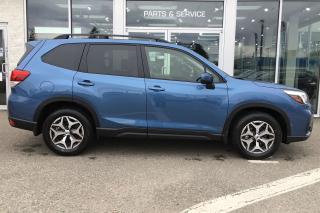 New 2019 Subaru Forester for sale in Vernon, BC