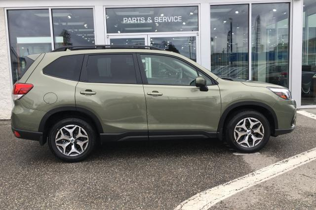 2019 Subaru Forester 2.5 CONV EYESIGHT