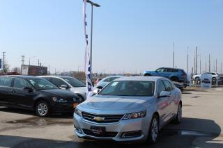 Used 2016 Chevrolet Impala LT for sale in Whitby, ON