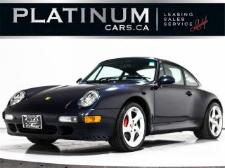 Used 1997 Porsche 911 Carrera 4S AWD, 993 WIDEBODY, RARE VINTAGE for sale in Toronto, ON