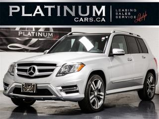 Used 2014 Mercedes-Benz GLK 250 BlueTEC, AMG, PANO, HEATED LEATHER for sale in Toronto, ON