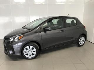 Used 2016 Toyota Yaris LE, Hayon, Automatique, A/C for sale in Montréal, QC