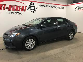 Used 2016 Toyota Corolla Le, Caméra De Recul for sale in St-Hubert, QC