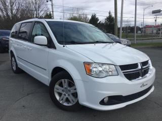 Used 2016 Dodge Grand Caravan CREW  ''CLIMATISATION 3 ZONES'' for sale in Ste-Marie, QC