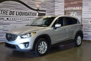 Used 2016 Mazda CX-5 Gs+awd+gps+toit+mags for sale in Laval, QC