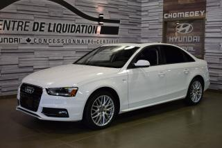 Used 2015 Audi A4 Komfort Plus+s for sale in Laval, QC
