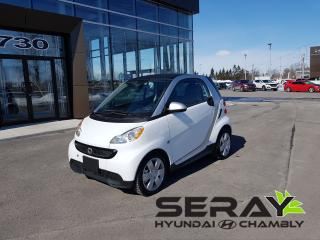 Used 2015 Smart fortwo Pure, En Préparation for sale in Chambly, QC