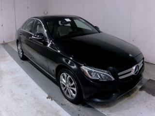 Used 2015 Mercedes-Benz C-Class C300 4MATIC~25KMS~NAVIGATION~PANORAMA~ONE OWNER for sale in Burlington, ON