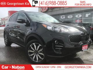 Used 2019 Kia Sportage EX PREMIUM   DEMO   SAVE $$$   for sale in Georgetown, ON