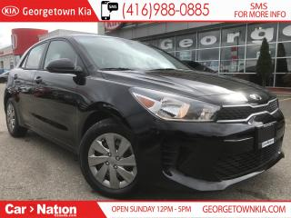Used 2019 Kia Rio LX+ | $123 BI WEEKLY | HEATED STEERING | for sale in Georgetown, ON