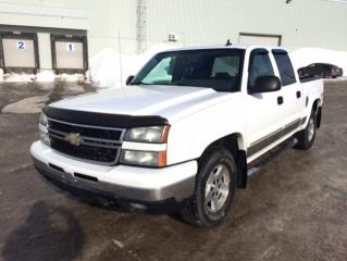 Used 2006 Chevrolet Silverado 1500 Cabine multiplaces, empattement de 143,5 for sale in Quebec, QC