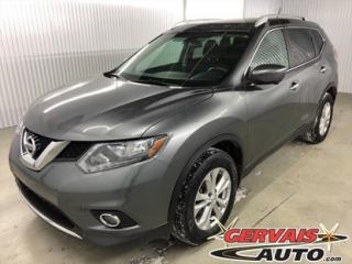 Used 2016 Nissan Rogue Sv Awd Tech Gps 360 for sale in Shawinigan, QC