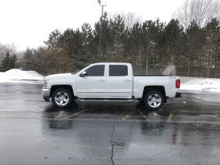 Used 2016 Chevrolet Silverado 1500 LTZ CREW 4X4 for sale in Cayuga, ON
