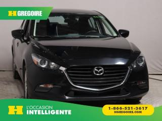 Used 2017 Mazda MAZDA3 Gs A/c Mags for sale in St-Léonard, QC