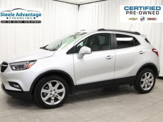Used 2018 Buick Encore Leather Heated Seats, NAV, Sunroof and 0% Financing!! for sale in Dartmouth, NS