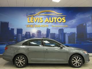 Used 2016 Volkswagen Jetta COMFORTLINE 1.8 TSI TOIT OUVRANT AUTOMAT for sale in Lévis, QC