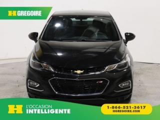Used 2017 Chevrolet Cruze LT RS A/C GR ÉLECT for sale in St-Léonard, QC