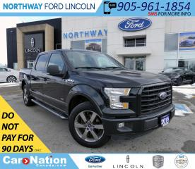 Used 2016 Ford F-150 XLT | NAV | SPORT| BACKUP CAM | RWD | for sale in Brantford, ON