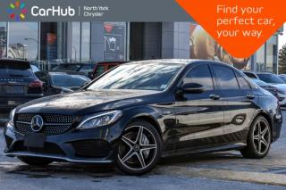 Used 2017 Mercedes-Benz C-Class AMG C 43|AMG.Styling.Pkgs|Keyless.Go.Pkg|Memory.Pkg| for sale in Thornhill, ON
