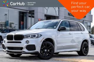 Used 2017 BMW X5 xDrive35i|M.Sports.Pkgs|Light.Pkg|M.Aerodynamics.Pkg|H/K.Audio|Pano_Sunroof| for sale in Thornhill, ON