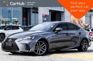 Used 2017 Lexus IS 300 |Blindspot|Sunroof|Heat.Frnt.Seats|Backup_Cam|Keyless_Go for sale in Thornhill, ON