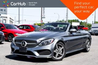 Used 2018 Mercedes-Benz C-Class C 300|Driving,AMG.Styling.Pkgs|Power.Top|Burmester| for sale in Thornhill, ON