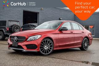 Used 2016 Mercedes-Benz C-Class C 450 AMG|4Matic|Navi|Pano Sunroof|Backup Cam|Bluetooth|Blind Spot|18