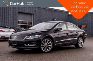 Used 2014 Volkswagen Passat CC Highline|Navi|Sunroof|Bluetooth|Backup Cam|Leather|Heated Front Seats|18