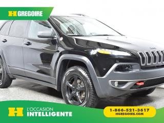Used 2018 Jeep Cherokee for sale in St-Léonard, QC
