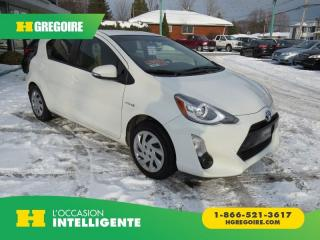 Used 2015 Toyota Prius c 5DR HB AUT A/C for sale in St-Léonard, QC