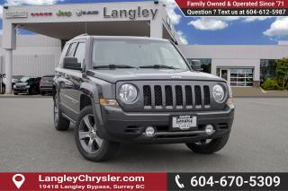 Used 2017 Jeep Patriot Sport/North *HIGH ALTITUDE* *LEATHER* *4X4* for sale in Surrey, BC