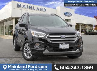 Used 2018 Ford Escape SEL LOCALLY DRIVEN, ACCIDENT FREE for sale in Surrey, BC