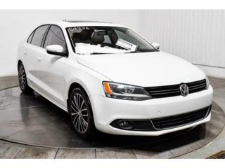 Used 2014 Volkswagen Jetta Highline Tdi Cuir for sale in L'ile-perrot, QC